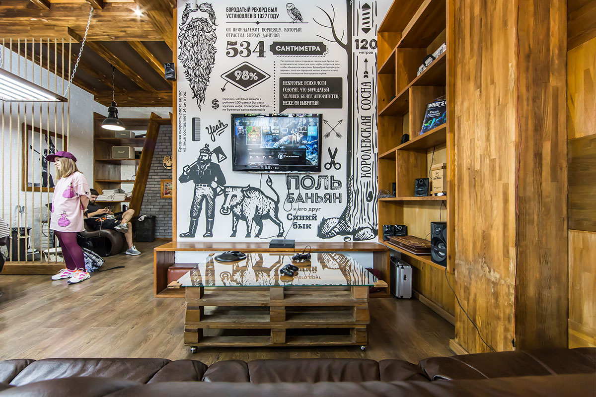 Lumberjack Barberhouse Подол