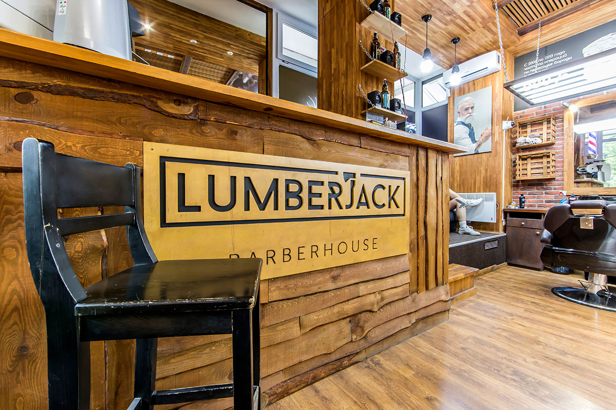 Lumberjack Barberhouse Печерск