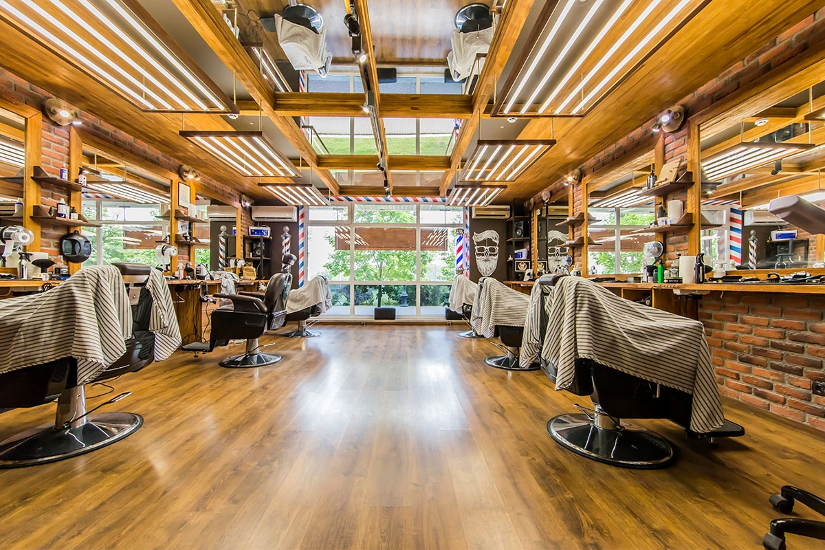 Lumberjack Barberhouse Оболонь