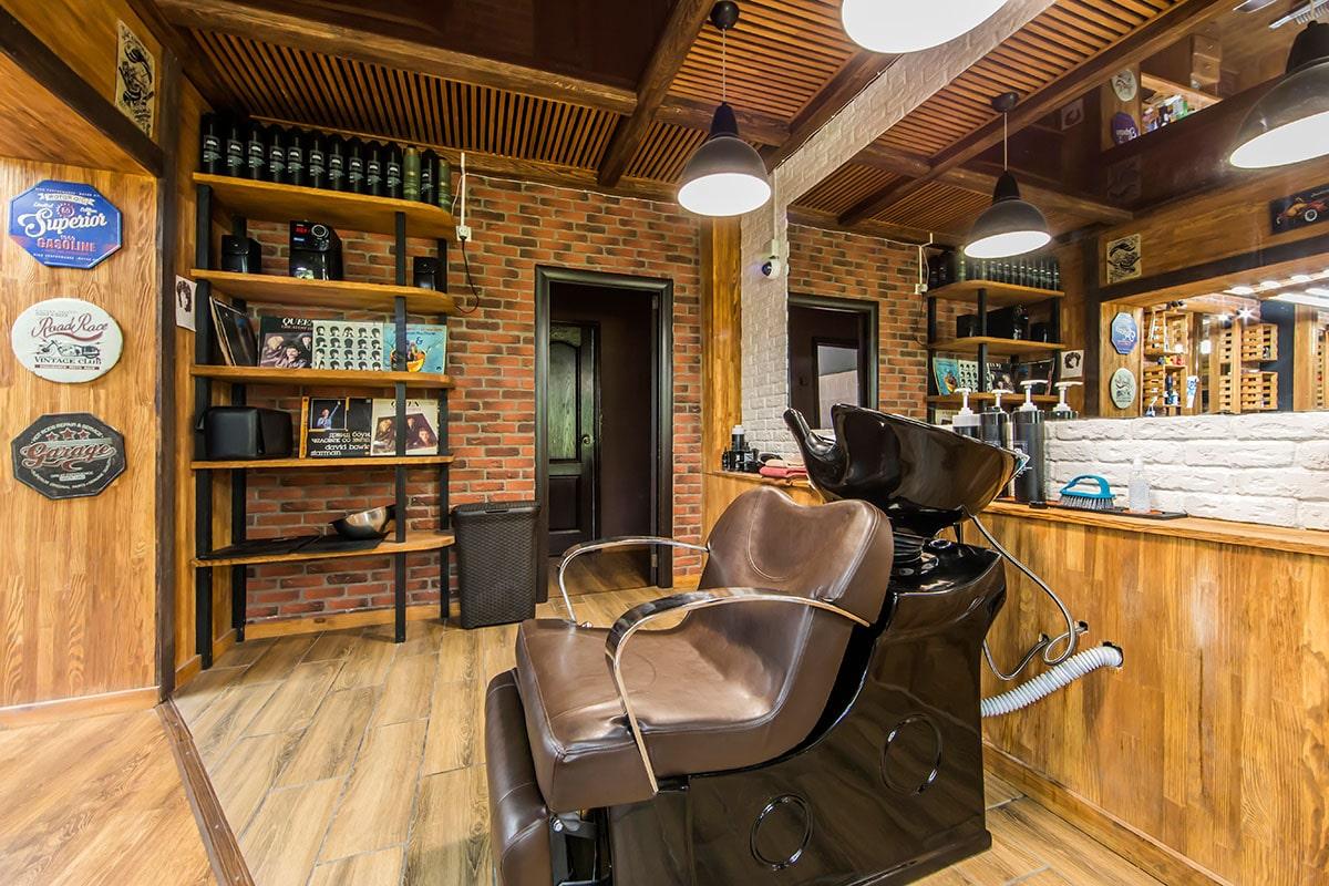 Lumberjack Barberhouse Виноградар