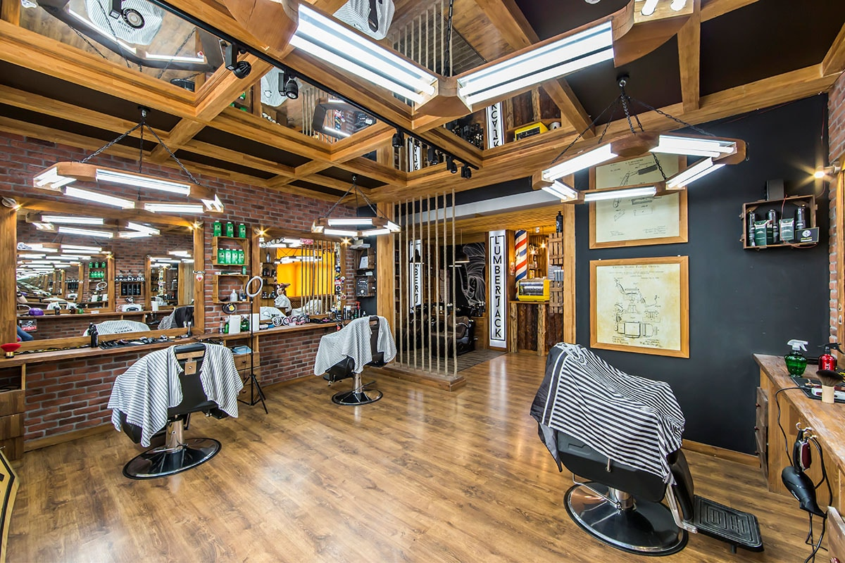 Lumberjack Barberhouse Теремки