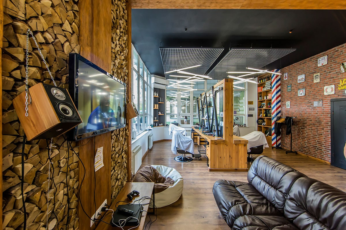 Lumberjack Barberhouse Osokorky