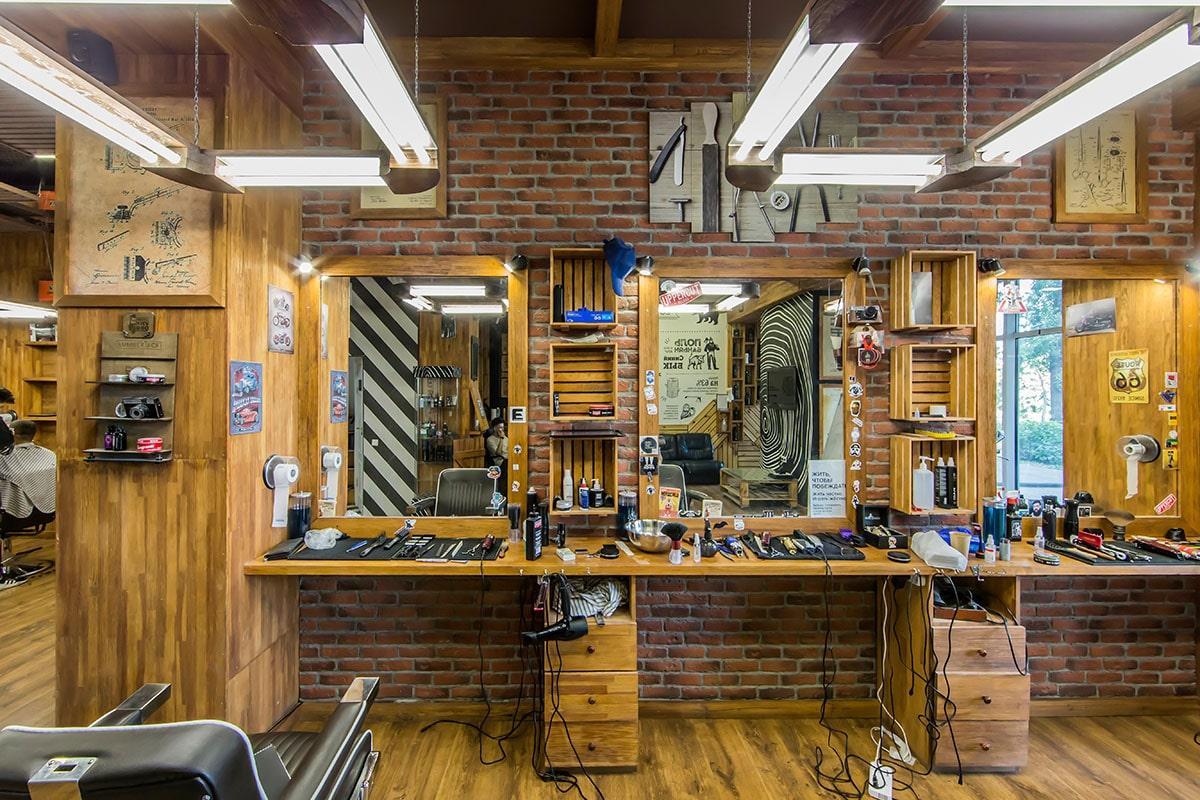 Lumberjack Barberhouse Русановка
